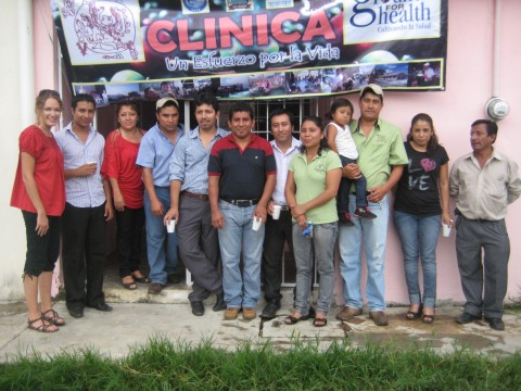 Grounds for Health (GFH) partner cooperative Comon Yaj Nop Tic